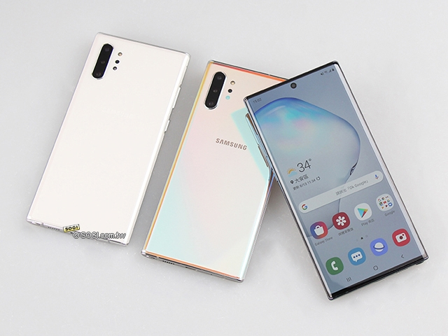[預購] SAMSUNG Galaxy Note 10+ 256GB 預購版含JBL耳機
