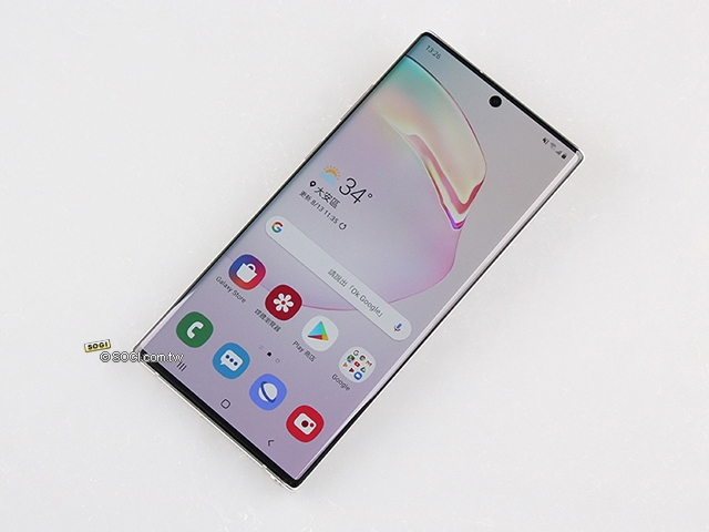 [預購] SAMSUNG Galaxy Note 10+ 512GB