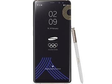 SAMSUNG Galaxy Note 8 Olympic