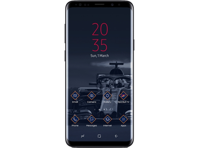 SAMSUNG Galaxy S9+ Red Bull Ring Edition