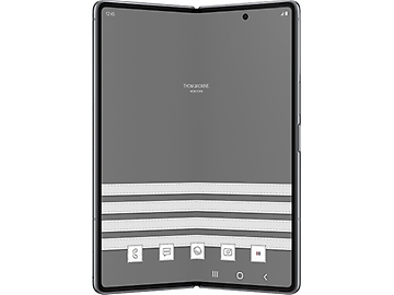 SAMSUNG Galaxy Z Fold2 Thom Browne 限量版