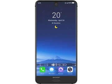 SHARP AQUOS S2 高配版