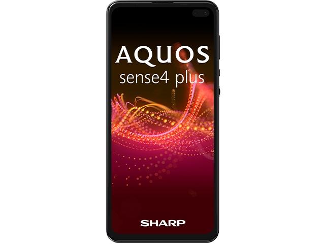 SHARP AQUOS sense4 plus