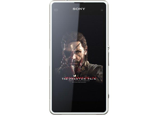 Sony Xperia J1 Compact Metal Gear Solid V:The Phantom Pain Edition