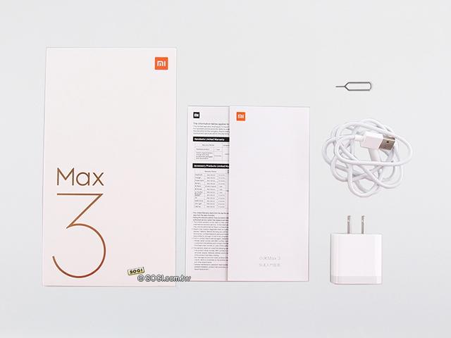 小米 Max 3